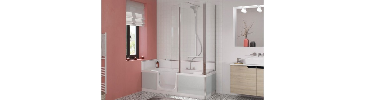 Bathtubs for the disabled