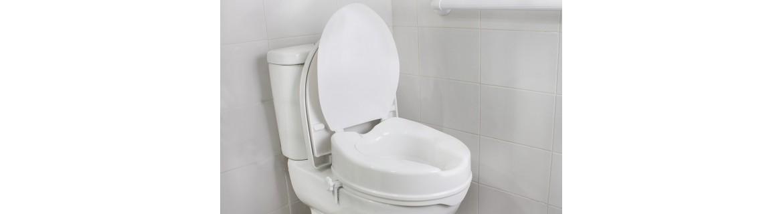 Toilet lifts for elderly