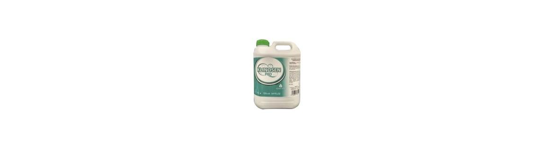 Gel hidroalcoholico y viricidas