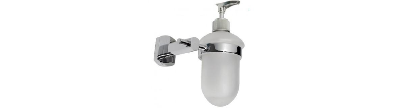 Accesorios de baño Serie 500 en latón cromado brillante