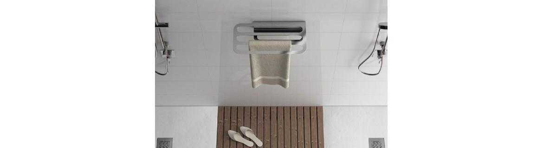 Tarimas y bancos de ducha