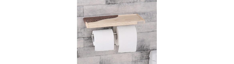 Papel higiénico y secamanos