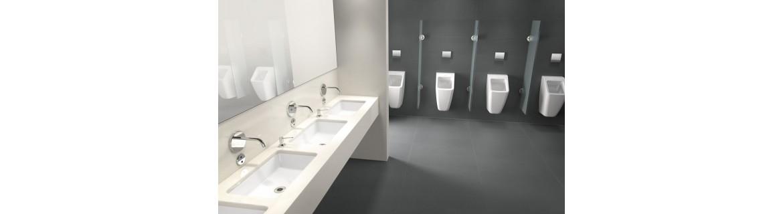 Equipamiento para baños publicos ▶